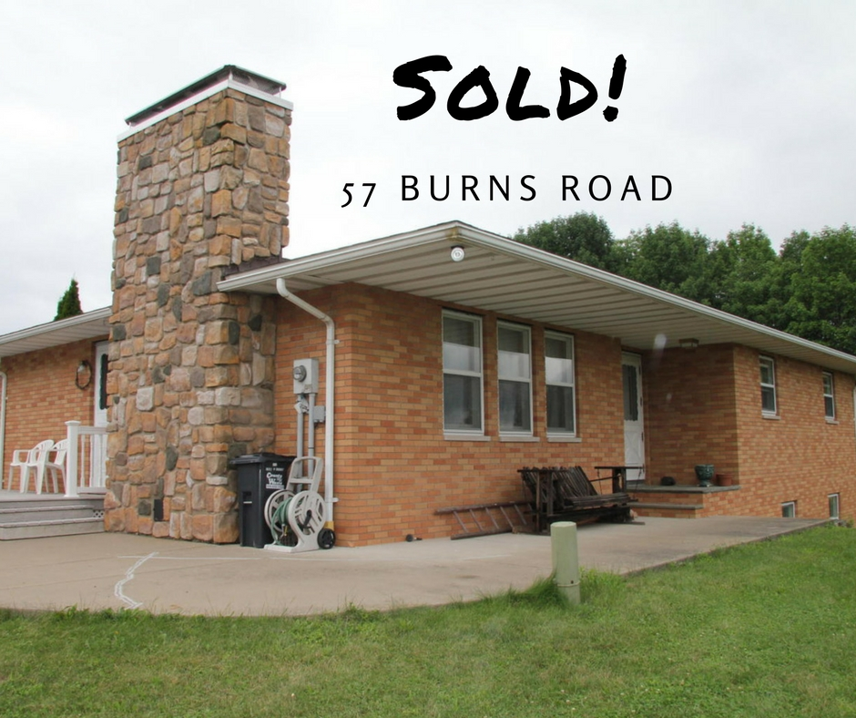57 Burns Sold