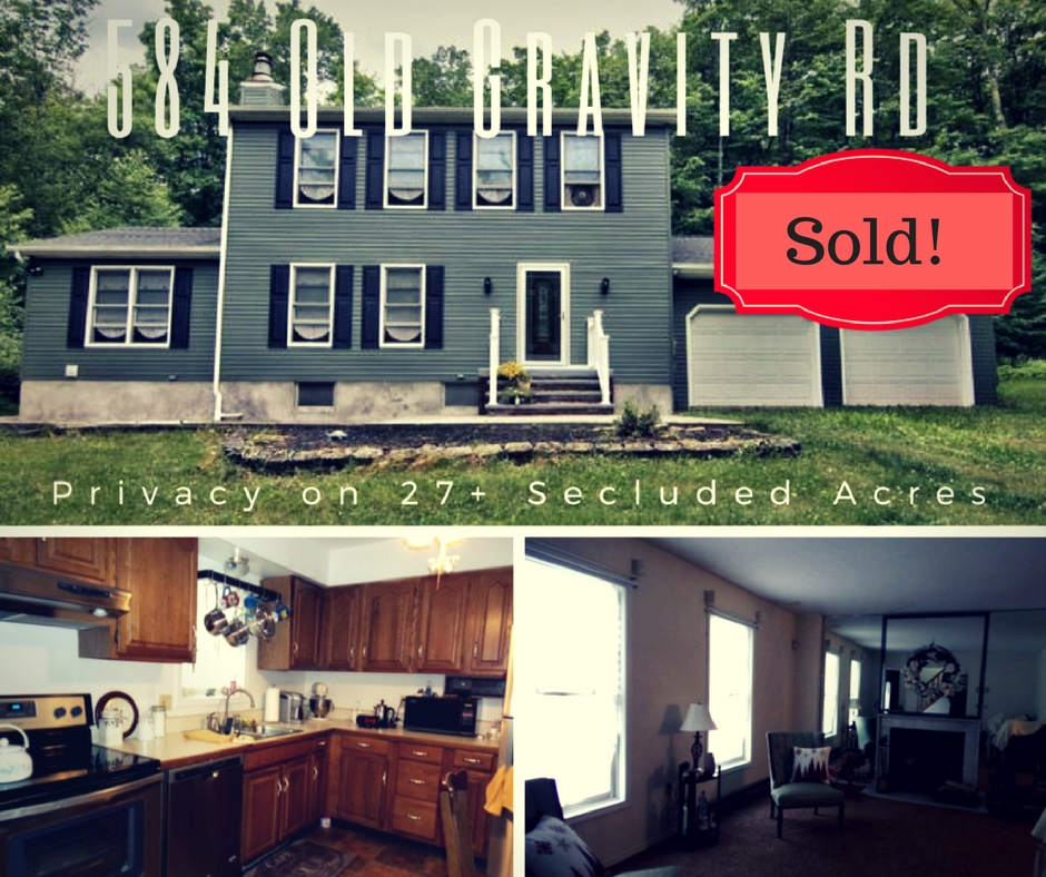 sold 584 Old Gravity