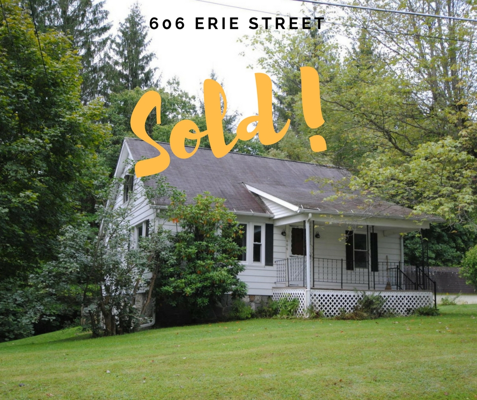 606 Erie Sold