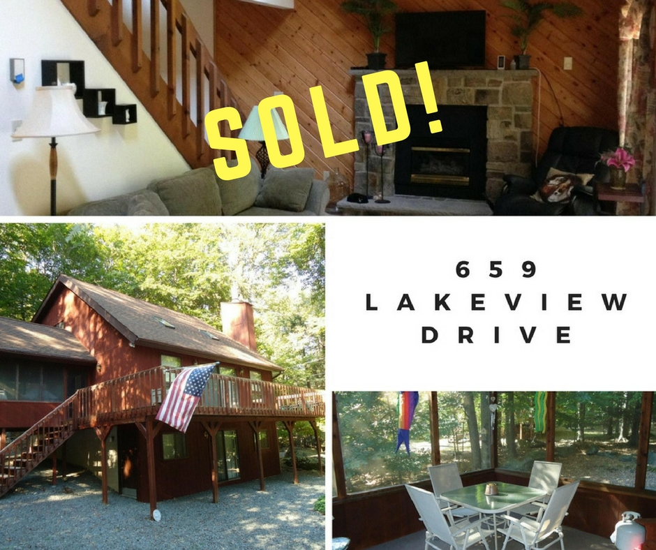 Sold! 659 Lakeview Drive: The Hideout