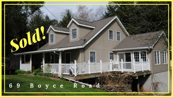 SOLD! 69 Boyce Road: Damascus