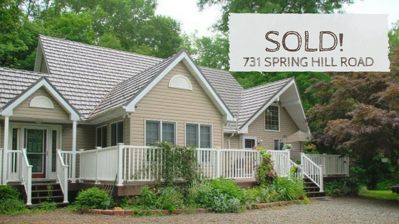 Sold! 731 Spring Hill Road: Sterling