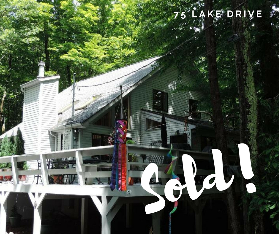 SOLD! 75 Lake Drive West