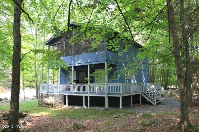RECENTLY REDUCED!!! This Lovely Raised Ranch Offers an Ideal Mother/Daughter or In-Law setup! Featuring an Open Floor Plan, Large Wraparound Deck, and a Second Level Screened Porch; Enjoy the Outdoors on this Private Wooded Lot! Many of the Contents are I
