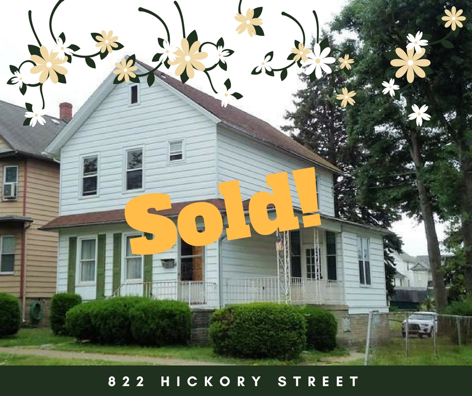 Sold, 822 Hickory