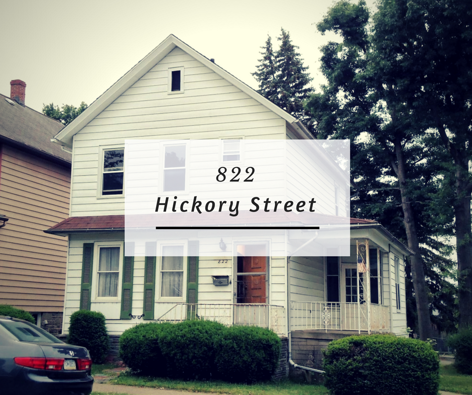 822 Hickory Street: Scranton Two Story Home for Sale