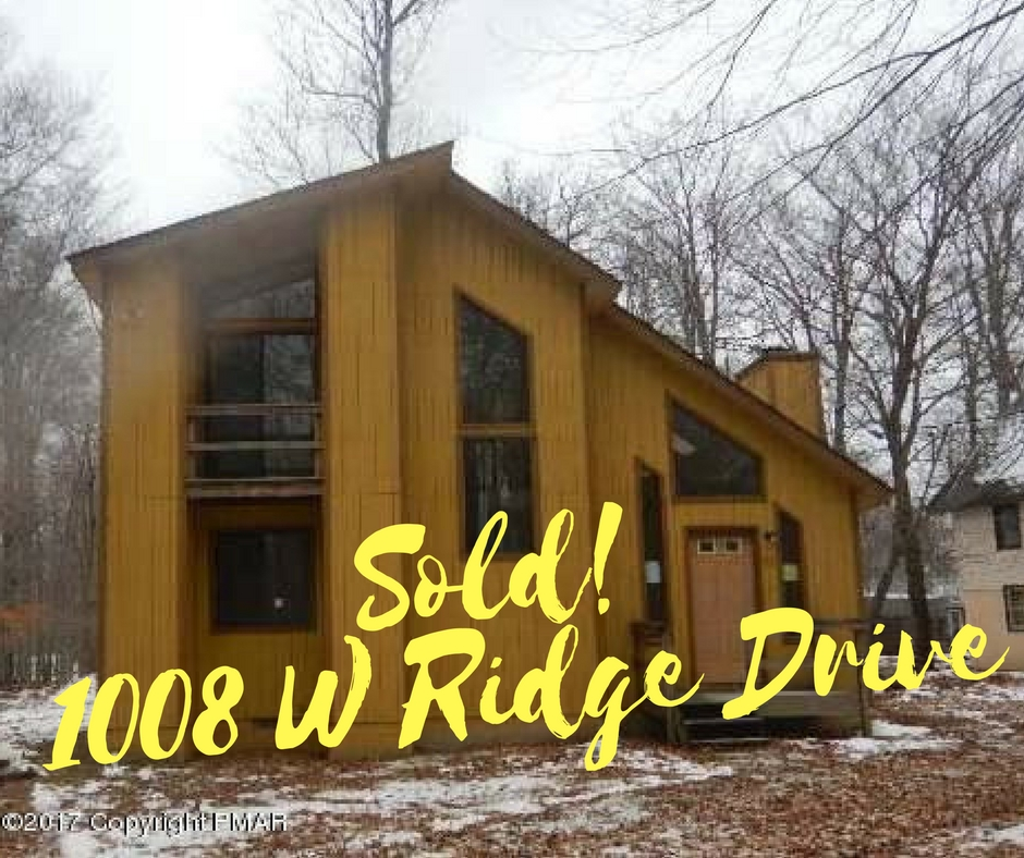 Sold, Pocono Springs Estates