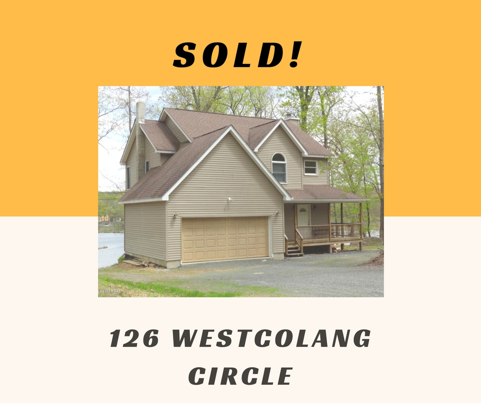 Sold! 126 Westcolang Circle