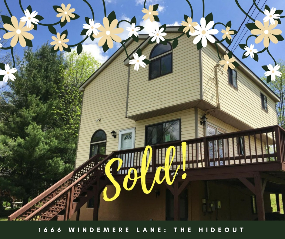 Sold! 1666 Windemere Lane: The Hideout