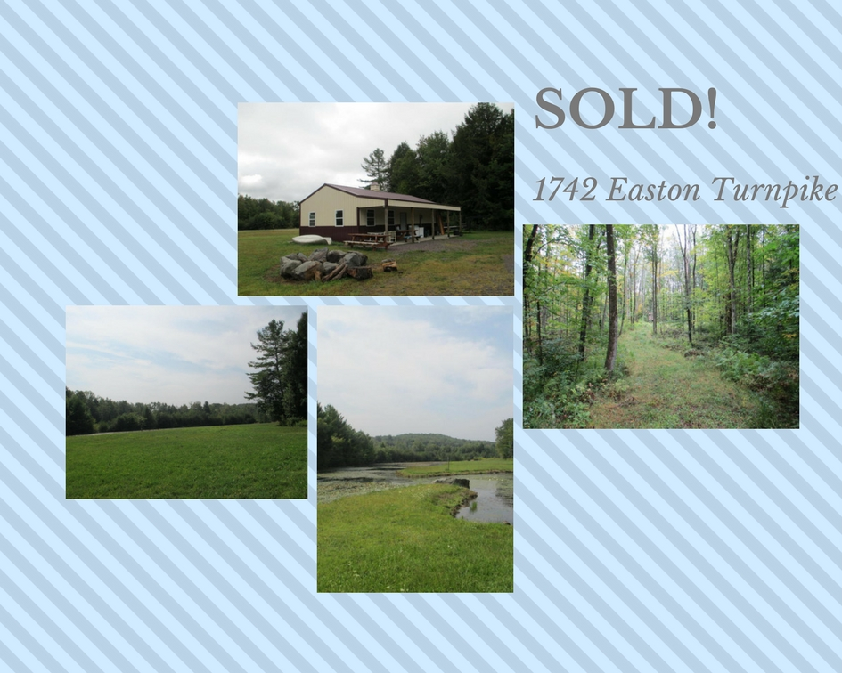Sold! 1742 Easton Turnpike
