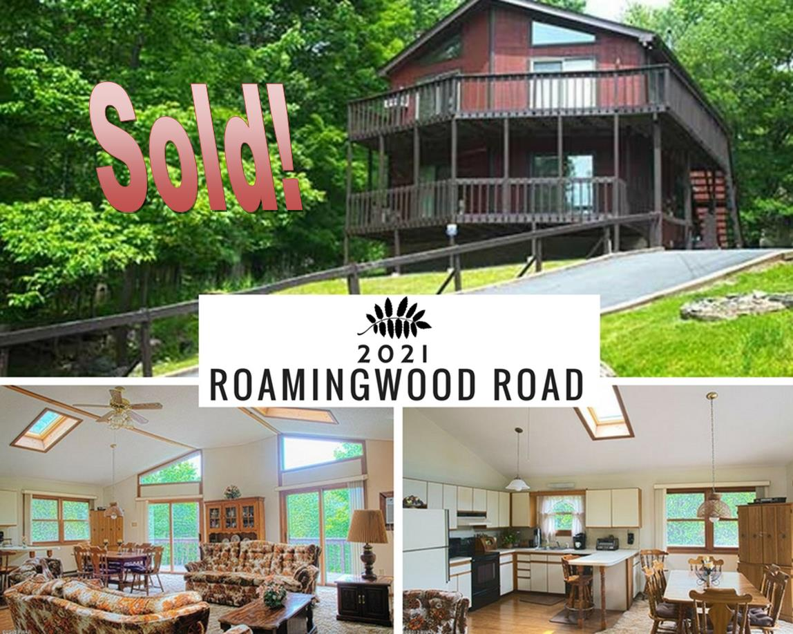 Sold! 2021 Roamingwood Road: The Hideout