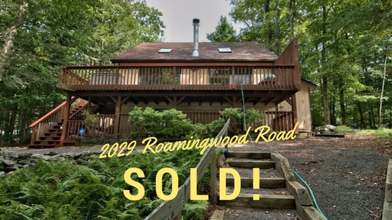 Sold! 2029 Roamingwood Road: The Hideout