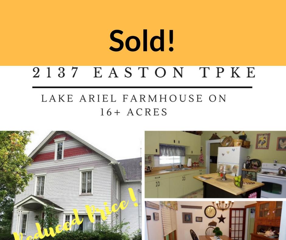 Sold 2137 Easton