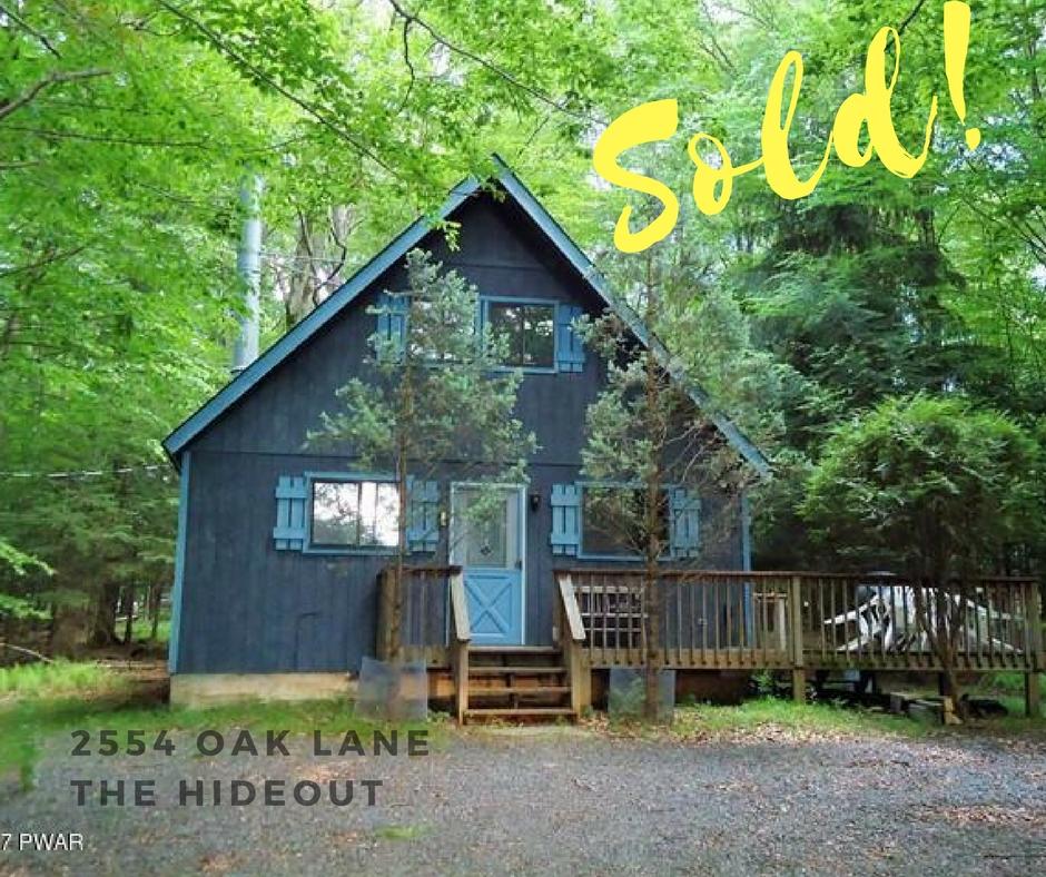 2554 Oak Lane, Sold, The Hideout