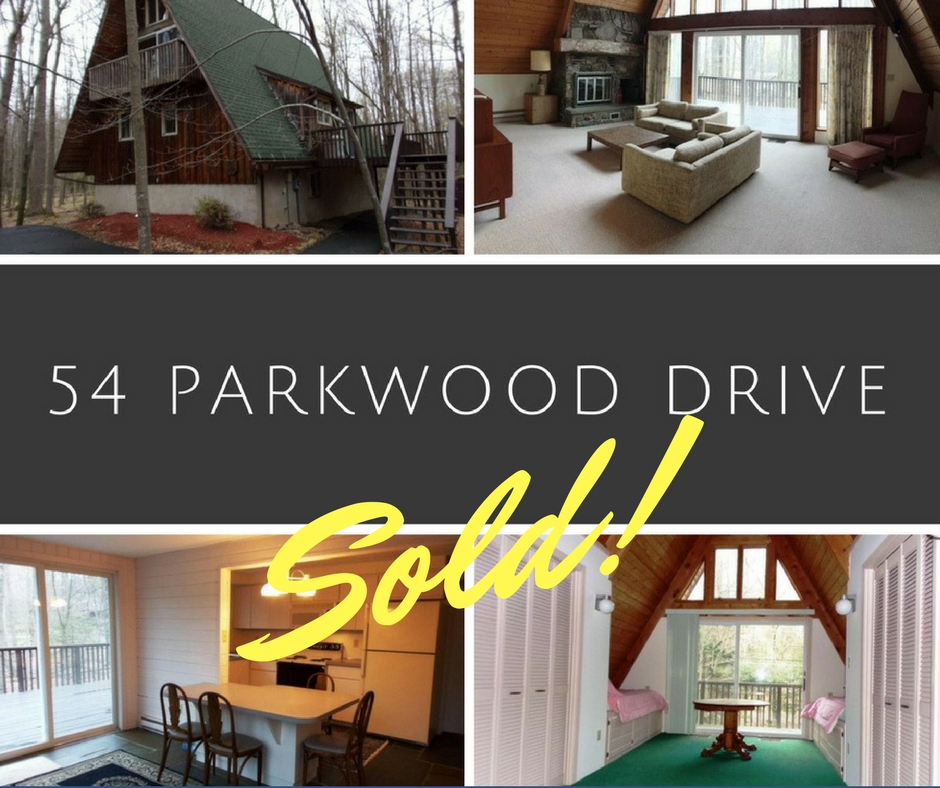 54 Parkwood Sold The Hideout