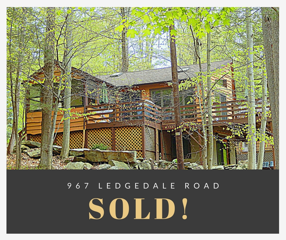 Sold 967 Ledgedale
