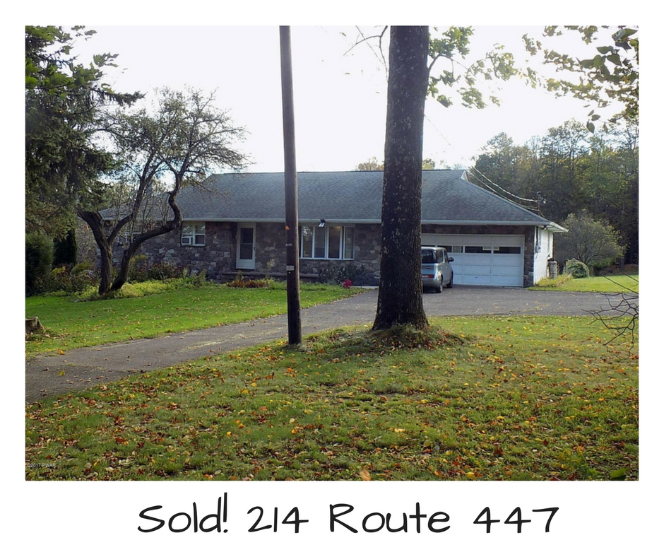 Sold! 214 Route 447, Newfoundland