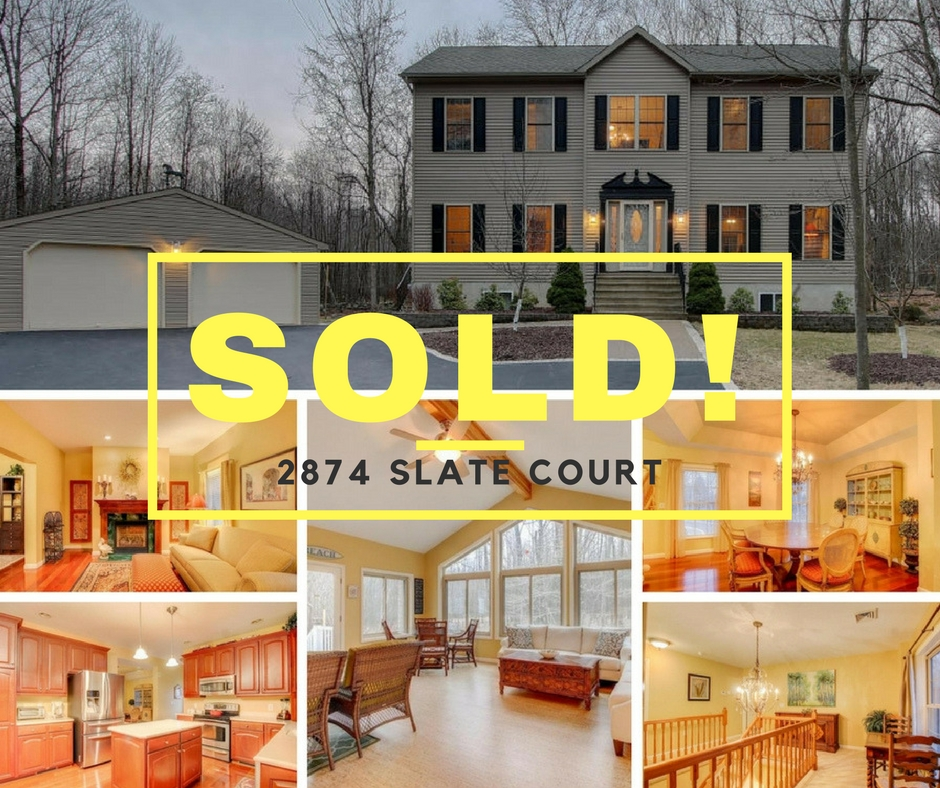 Sold! 2874 Slate Court The Hideout