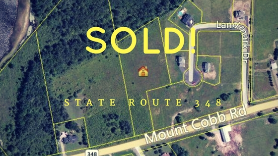 Sold! Route 348 Jefferson Township