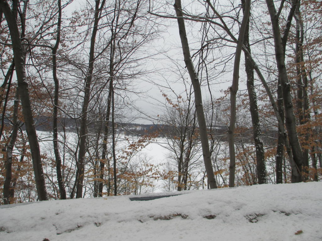 Two Building Lots Wallenpaupack Lake Estates