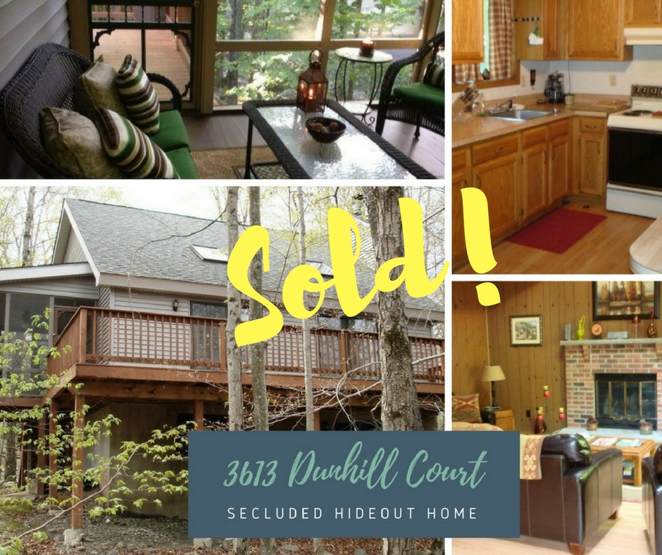 Sold 3613 Dunhill