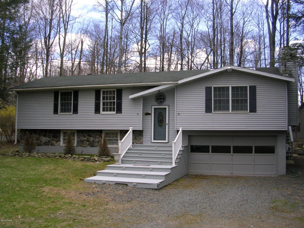 Wallenpaupack lake estates raised ranch for Detailed home search