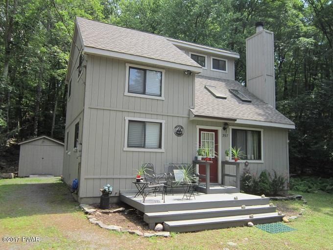 NEW LISTING!! This Masthope Mountain Saltbox Home Features 3 Bedrooms and 2 Bathrooms, Perfect for You and Your Family! Enjoy the Newer Roof, New Kitchen, New Panasonic Heat Pump for Air Conditioning and Heating, and More! This Home is Move-In Ready for Y