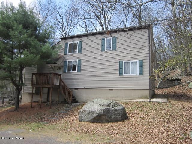 RECENTLY REDUCED!! This Charming Masthope Mountain Home features 3 Bedrooms and 3 Bathrooms. It Also Offers Hardwood and Ceramic Floors, Updated Kitchen and Appliances, Sunken Living Room with a Fireplace, And a Washer & Dryer. Enjoy the Outdoors on the S