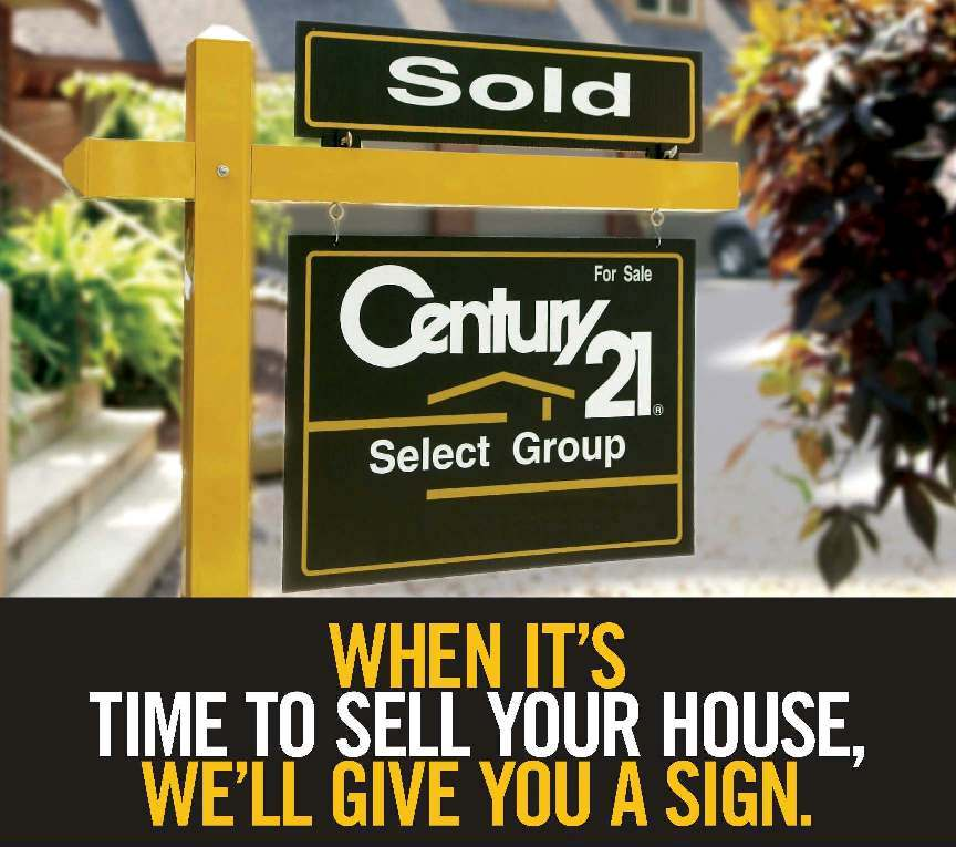 Century 21 Select Group Sold