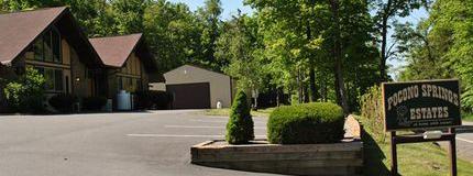Pocono Springs Entrance