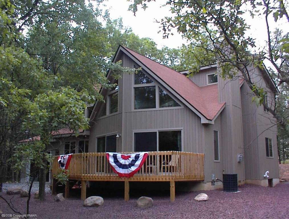Moutain Chalet House in Towamensing Trails