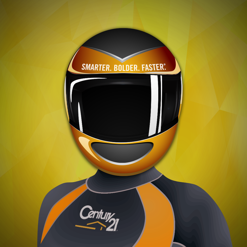 Bolder look for Century 21 Agents - what do you think?