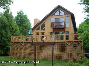 Brier Crest Woods Lakefront Home