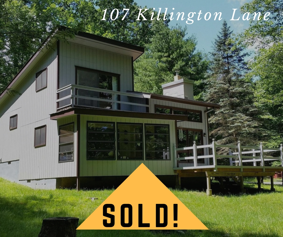 Sold! 107 Killington Lane: Tanglewood North