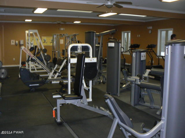 Hideout Fitness Center