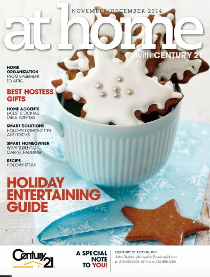 at home with Century 21 Nov/Dec 2014 Magazine