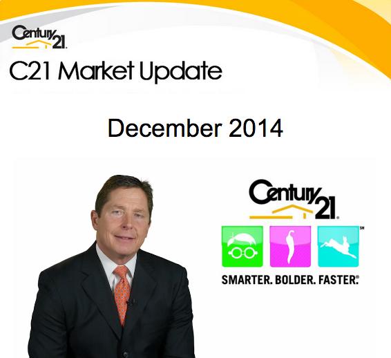 Century 21 Winklhofer - Market Update for December 2014