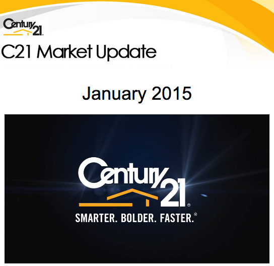 Century 21 Market Report for January 2015