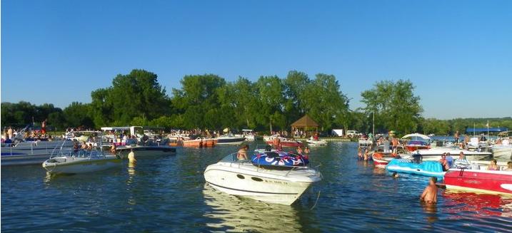 Conesus Lake Summer Concert Series At Vitale Park 2014