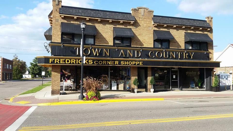 Meet Fredrick's Corner Shoppe