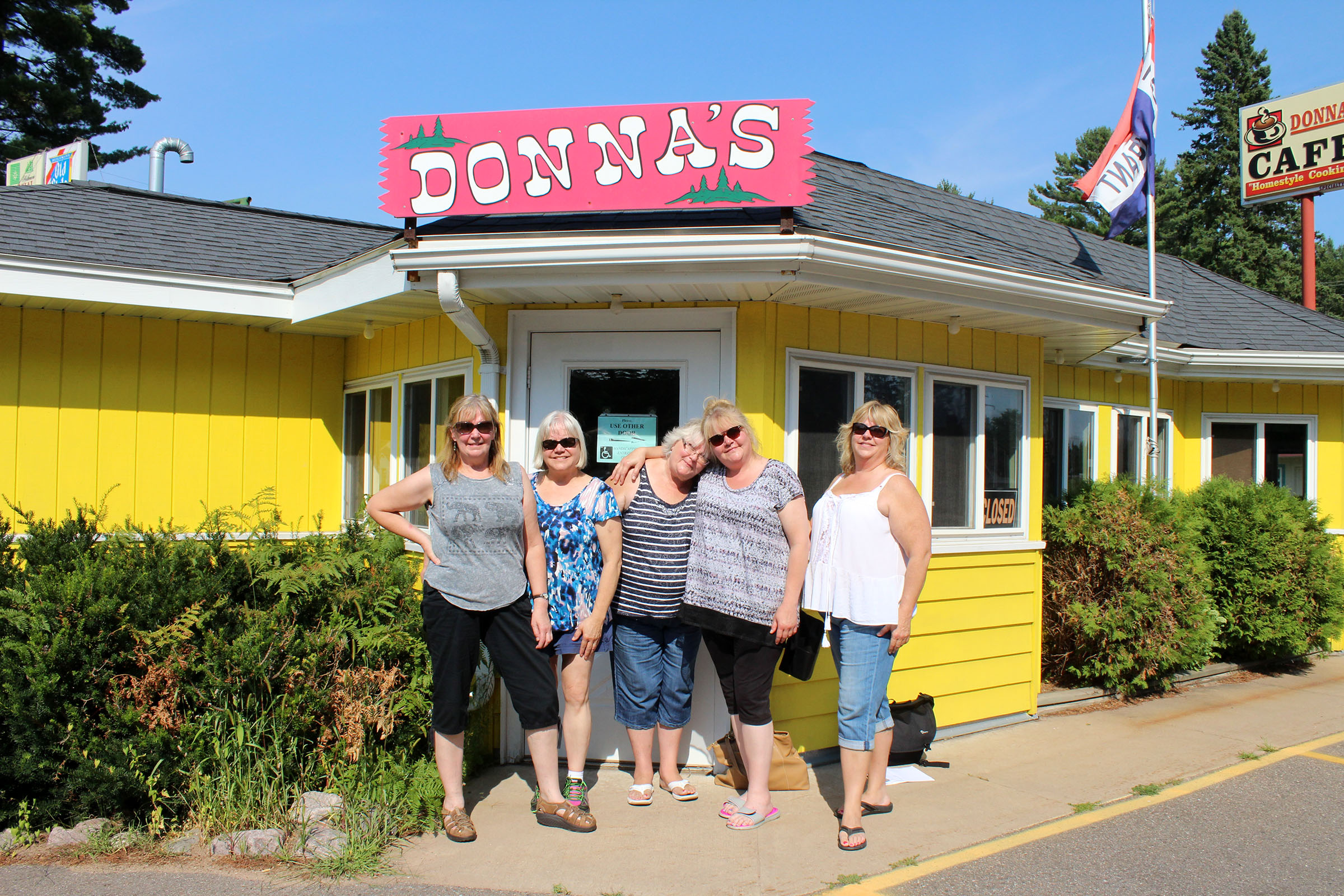 JUST SOLD! | Donna's Cafe in Eagle River