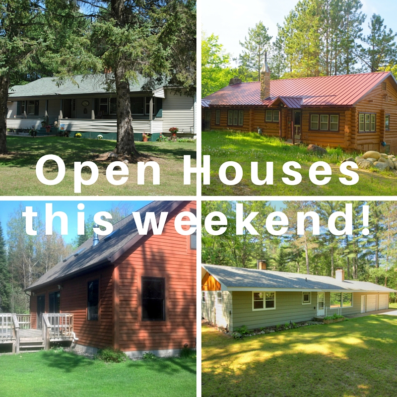 Labor Day Weekend Open Houses - You're Invited!