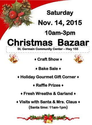 It's a Bazaar time of year!