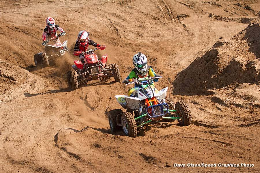 Eagle River Derby Track hosts UTV/ATV Championship racing
