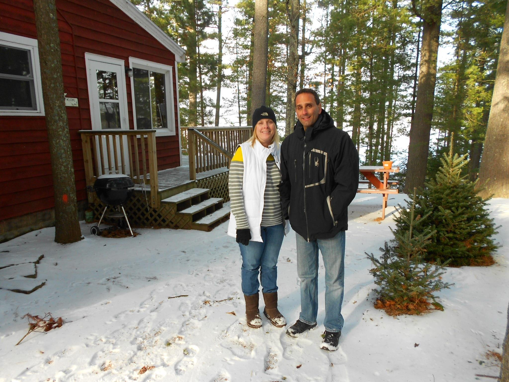 New Cabin Owners!