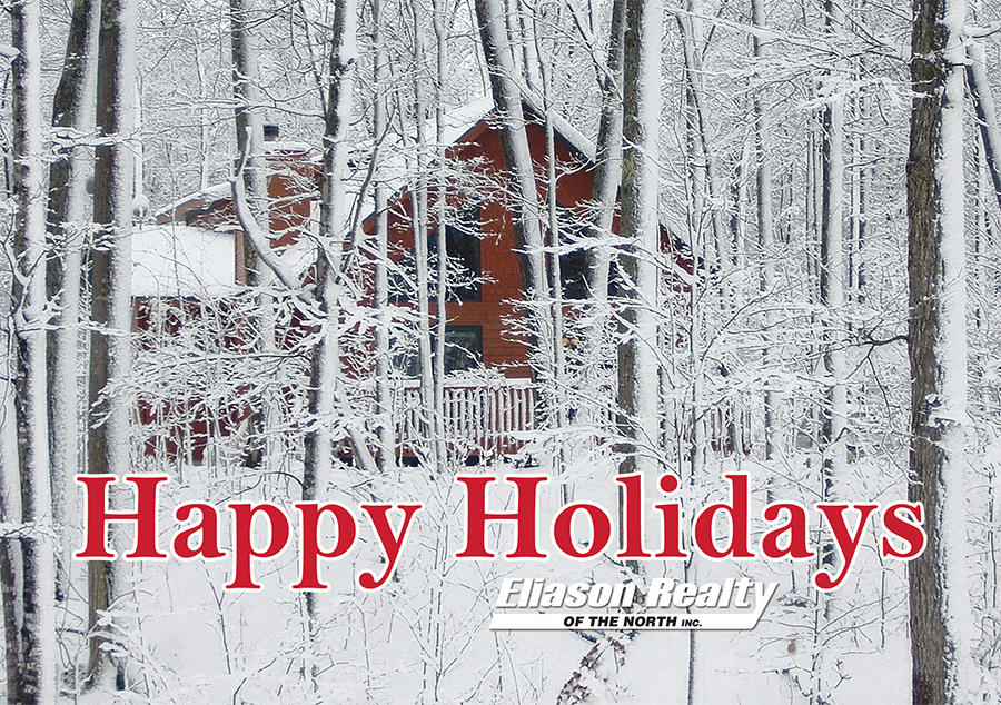 Happy Holidays from Eliason Realty