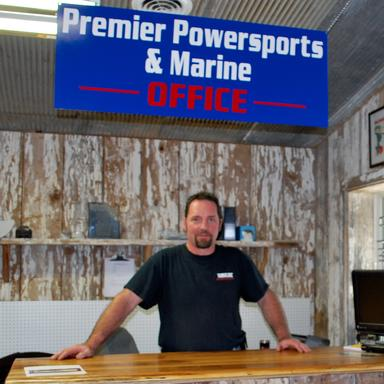 The New Premier Powersports and Marine