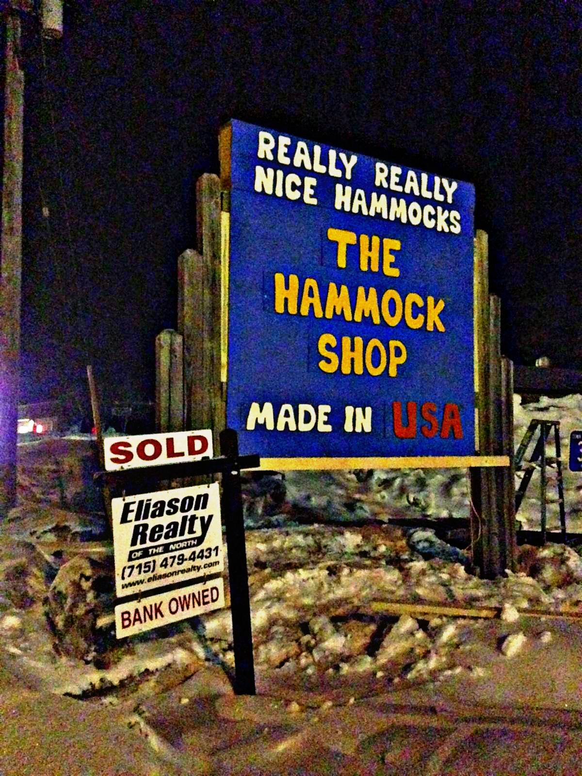 Hammock-shop-sold-sign-st-germain-wi