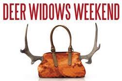 Hunting widows, wine and winterland shopping