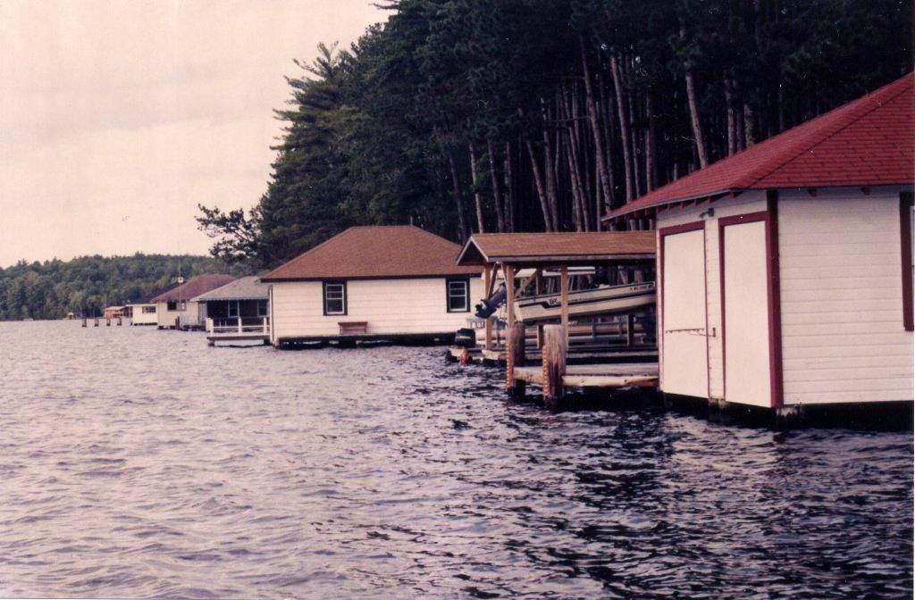 Eagle River boathouses - Eliason Realty - WI ACT 167 grandfathering legislation